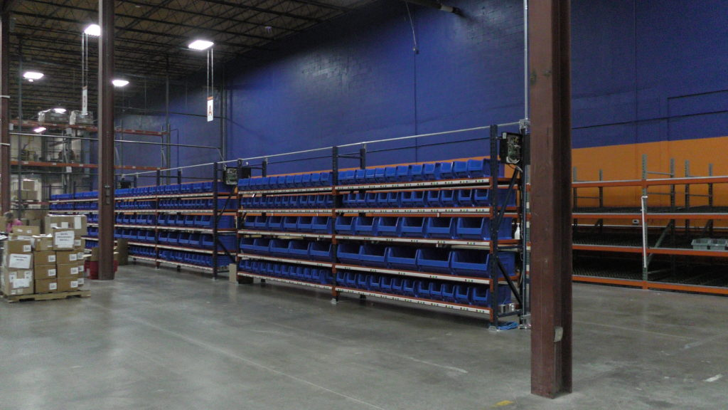 Warehouse Automation Install